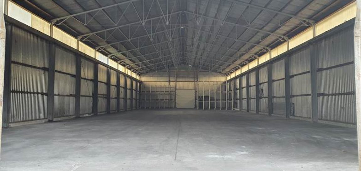 1000m² of additional storage space available now!